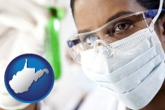west-virginia an environmental testing lab technician